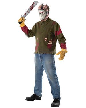 Kostým pro dospělé Jason Pátek 13.