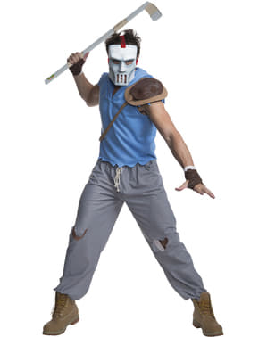 Déguisement Casey Jones Les Tortues Ninja homme