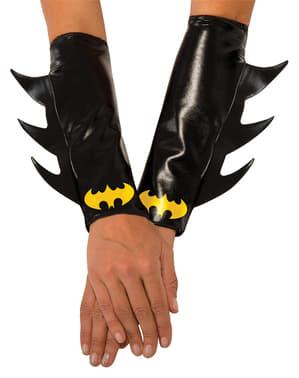 Guanti da Batgirl per donna