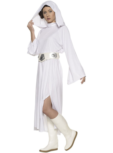 Bottes Princesse Leia femme