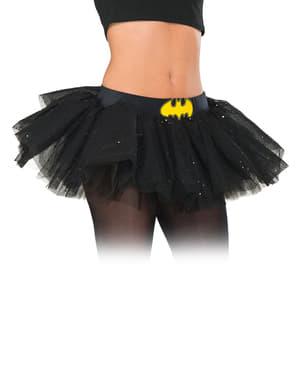 Dámská tylová sukně Batgirl
