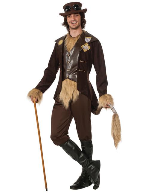 Steampunk Cowardly Lion The Wizard of Oz til mann