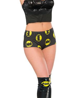 Calções de Batgirl para mulher