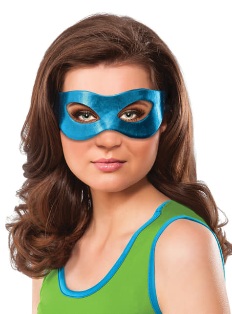 Masque Leonardo Les Tortues Ninja femme