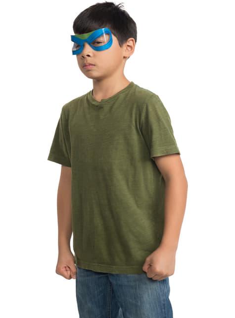 Antifaz de Leonardo Las Tortugas Ninja infantil