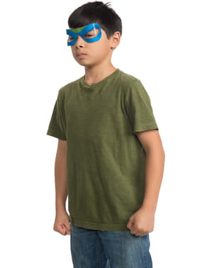 Παιδική Leonardo Ενηλίκων εφηβική Mutant Ninja χελών μάσκα μάτι