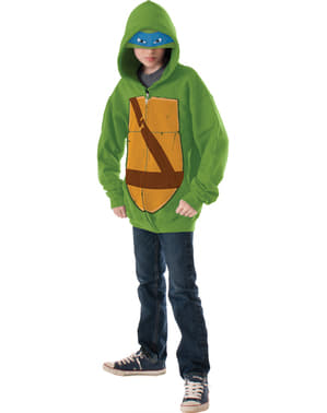 Kids Leonardo Teenage Mutant Ninja Turtles Jacket