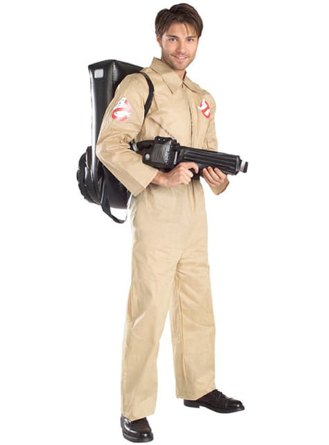 Ghostbusters kostuum voor volwassenen