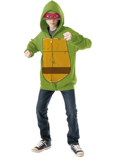 Αγόρι του Raphael έφηβος μεταλλαγμένο σακάκι χελωνών Ninja