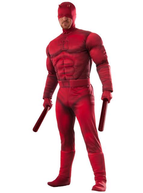 Fato de Daredevil para homem