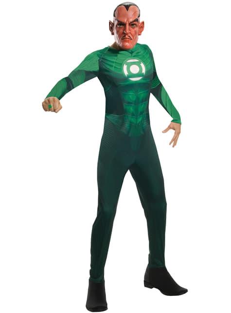 Men's Sinestro Green Lantern Costume