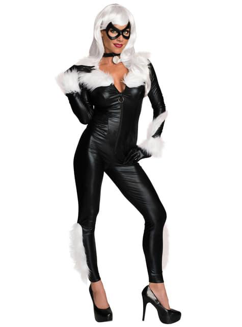 Disfraz de Gata Negra para mujer - Marvel