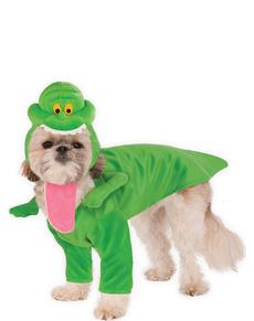 Disfraz de Slimer Los Cazafantasmas para perro
