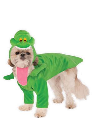 Disfraz de moquete Los Cazafantasmas para perro