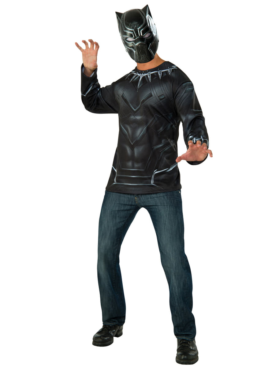 Kids Panther Costume