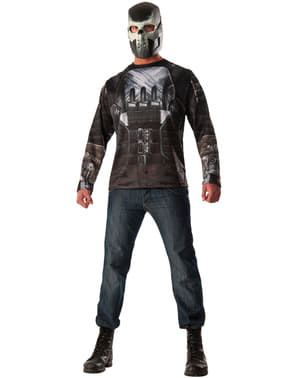 Men's Crossbones Captain America Civil War Costume Kit