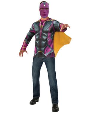 Kit Déguisement Vision Captain America Civil War homme