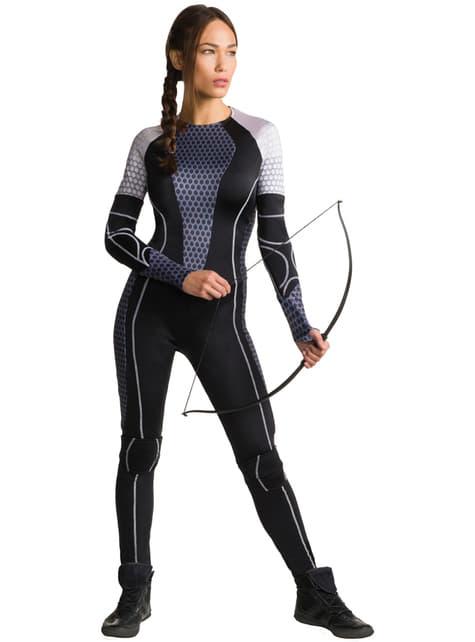 Fato de Katniss Everdeen, Os Jogos da Fome Em Chamas para mulher
