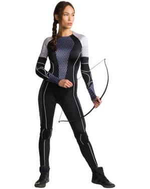 Katniss Everdeen Kostüm für Damen aus Die Tribute von Panem - Catching Fire