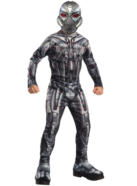 Chlapecký kostým Ultron