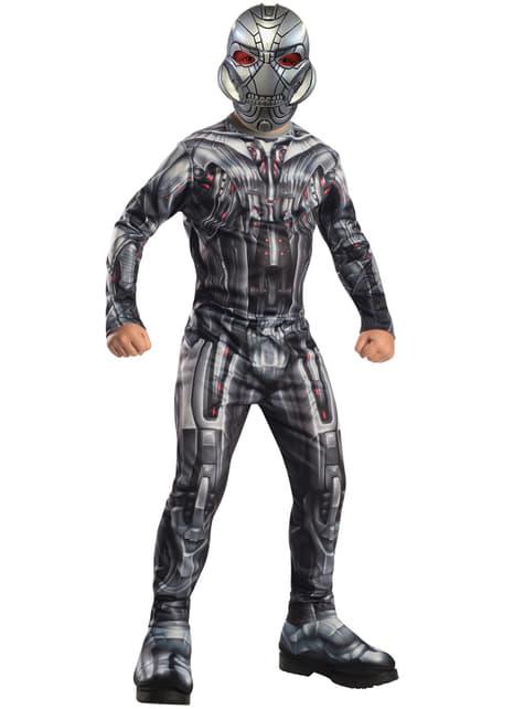 Disfraz de Ultron para niño
