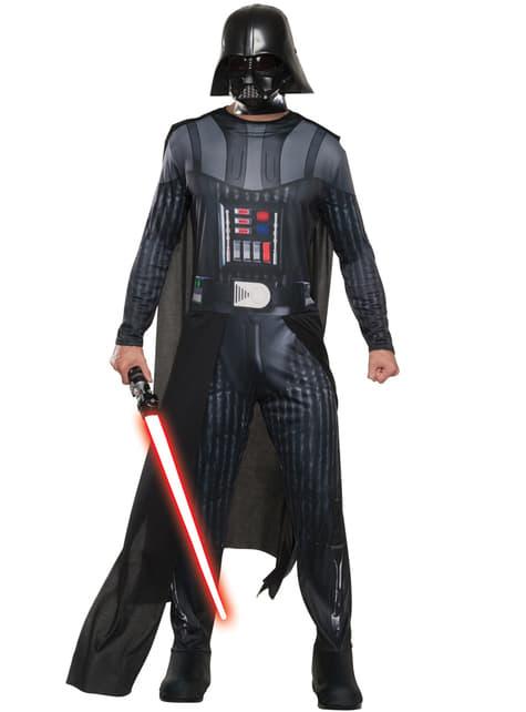 Disfraz de Darth Vader Star Wars para hombre