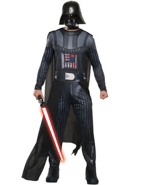 Men's Darth Vader Star Wars Costume