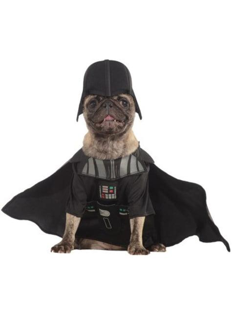 Kostium Darth Vader dla psa