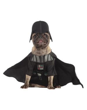 Darth Vader Kostuum voor honden