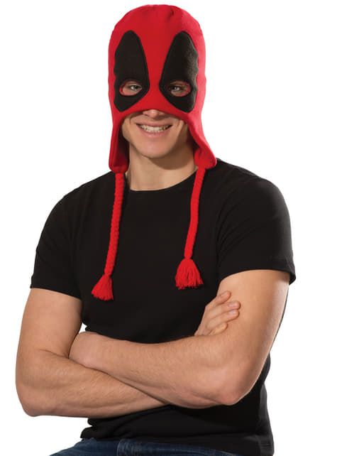 Bonnet Deadpool homme
