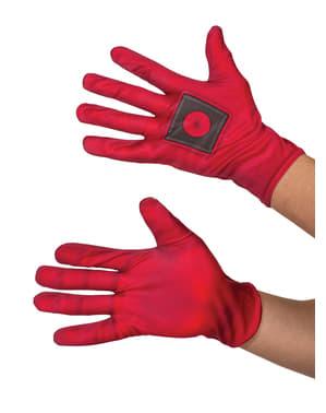 Чоловічі рукавички Deadpool