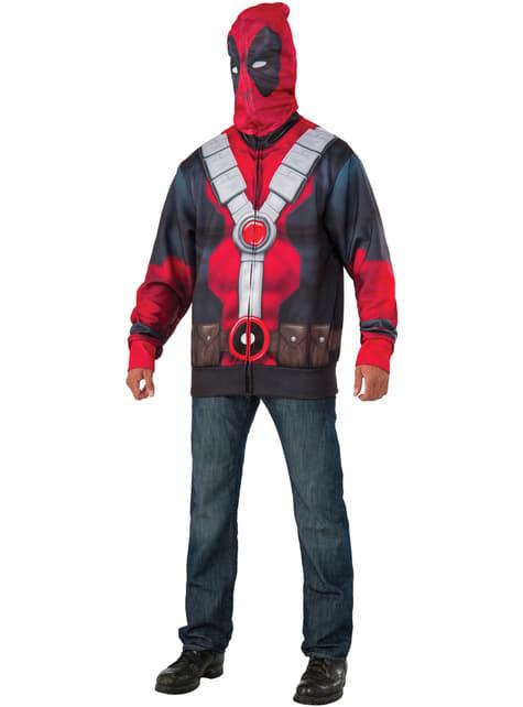 Casaco de Deadpool para homem