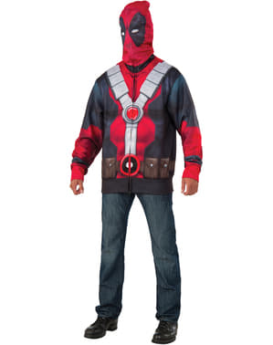 Men's Deadpool Jacket