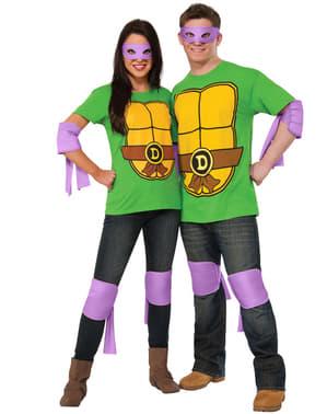 Kit complementos de Donatello Tortugas Ninja 2 para adulto