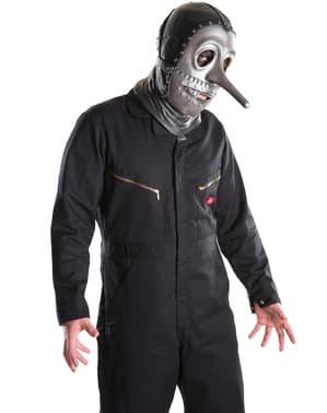 Máscara de Chris Slipknot para homem
