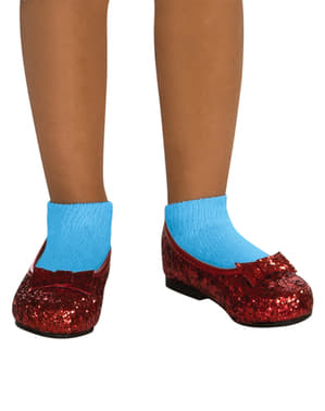 Girl's Deluxe Dorothy Shoes