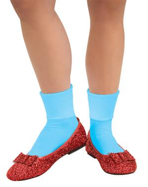 Chaussures Dorothy Magicien d'Oz femme