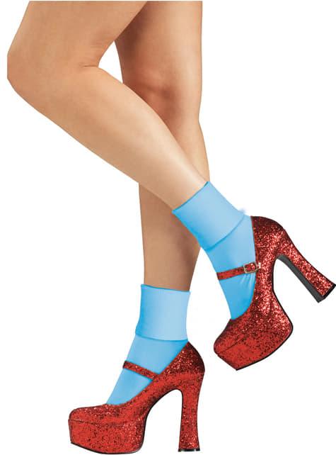 Schoenen met plateauzolen voor vrouw
