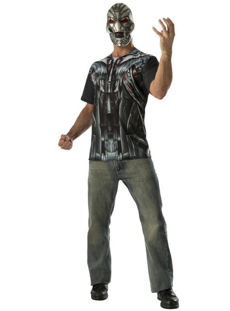 Kit disfraz de Ultron para hombre