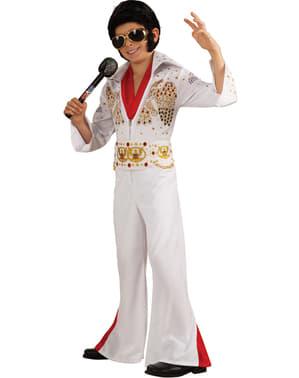 A fiú Deluxe Elvis jelmeze
