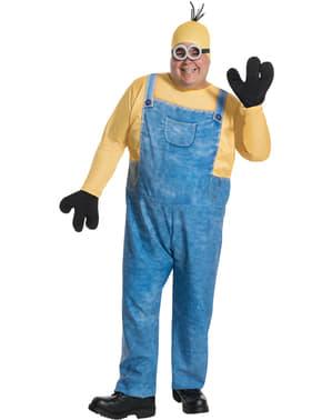 Costume Minion Kevin per adulto taglie forti