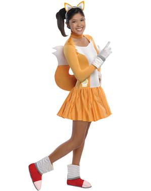 Tails kostume til teenagere