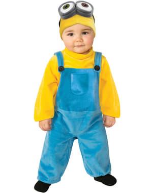Costume da Minion Bob per neonato