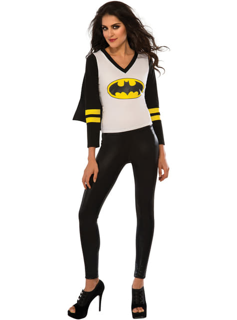 Camiseta de Batgirl para mujer