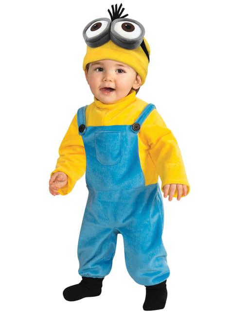 Fato de Minion Kevin para bebé