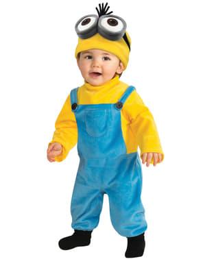 Maskeraddräkt Minion Kevin för bebis