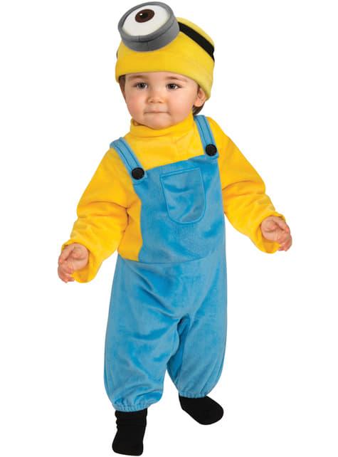 Déguisement Stuart Les Minions bébé