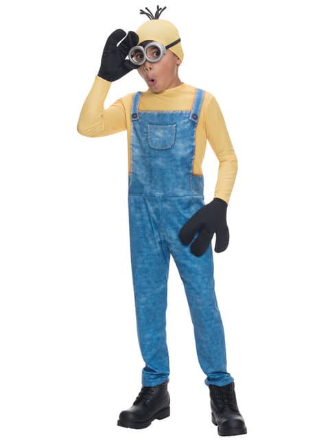 Kids Kevin Minions Costume