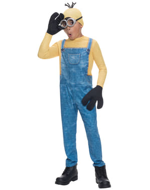 Kevin Minions Kostyme for Barn