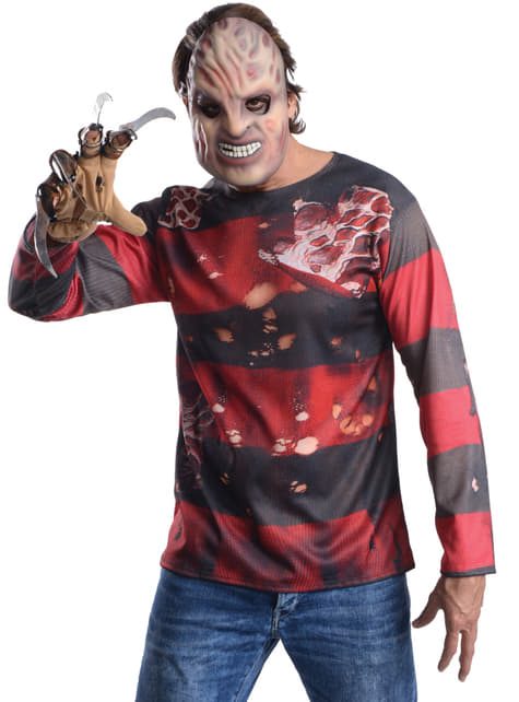 Men's Freddy Krueger Costume Kit